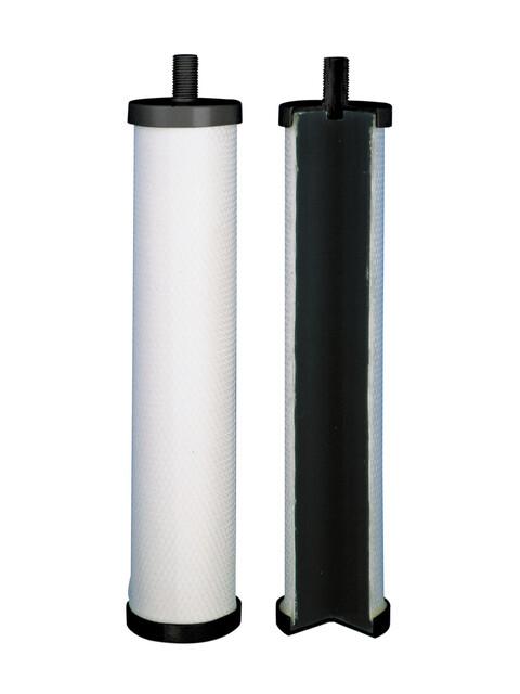 Katadyn Carbodyn filter filterelement wit/zwart